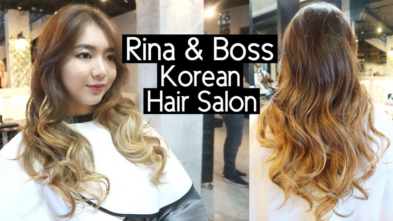 Best Korean Hair Salon In The Philippines Camyl