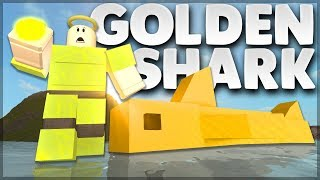 *NEW* OP BOSS GOLDEN SHARK, NEW ISLAND, EMERALD SHELLY | Roblox: Booga Booga