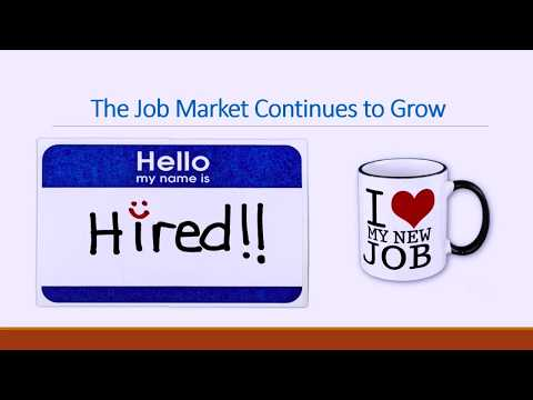 A Strong Jobs Market Is Great News For The Housing Market!