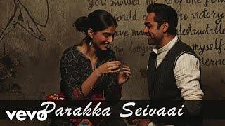 A.R. Rahman | Ambikapathy - Parakka Seivaai Song