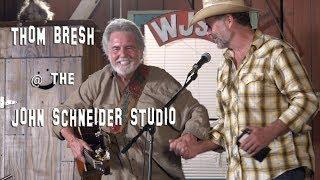 Thom Bresh @ the John Schneider Studio