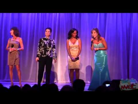 Disney Legends: Disney Princess voices sing together