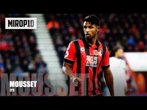 LYS MOUSSET ✭ AFC BOURNEMOUTH ✭ THE NEW SUPER TALENT ✭ Skills & Goals ✭ 2016-2017