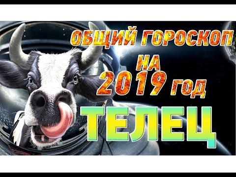 Телец ♉ Гороскоп Телец на 2019 год