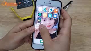 Hướng dẫn kết nối vòng đeo tay Galaxy Fit e với các máy Iphone - IOS đơn giản và nhanh nhất!