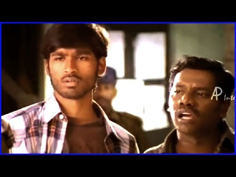 Thiruvilaiyaadal Aarambam Tamil Movie | Back To Back Comedy Scenes | Dhanush | Shriya | Prakash Raj