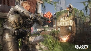 Full Black Ops 3 MP Match - Hardpoint on Aquarium in 1080p 60fps