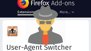 cara Setting User Agent Switcher Di Browser (Admob) Part7