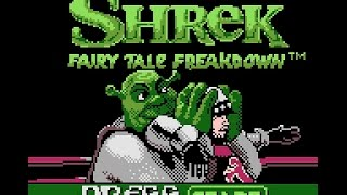 Shrek: Fairy Tale Freakdown playthrough ~Longplay~