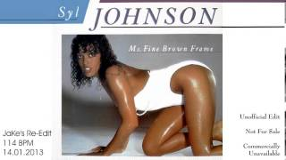 Syl Johnson - Ms. Fine Brown Frame (JaKe