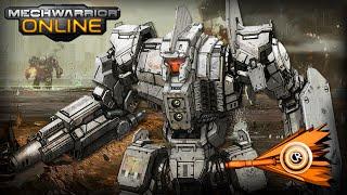 Mechwarrior Online - Centurion Gameplay