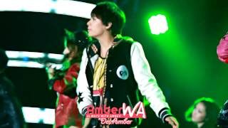 20111231 가요대제전 GAYODAEJEJUN :: f(x) Amber :: PINOCCHIO