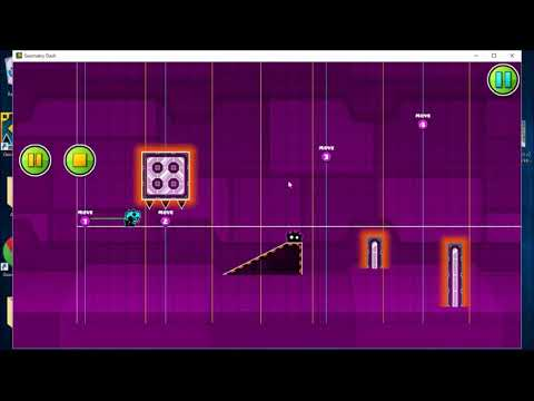 Geometry Dash [2.0] How to make moving objects! (FULL TUTORI