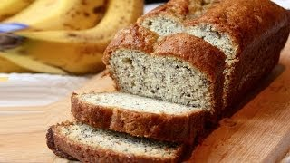 Quick & Easy Banana Bread Recipe