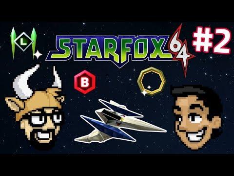Star Fox 64: ¿Beedrils Electricos? Y el Mundo de 3p - Toro Bros.