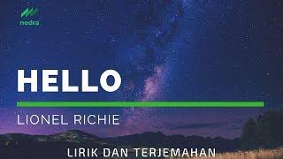 Terjemahan lirik Hello - Lionel Richie