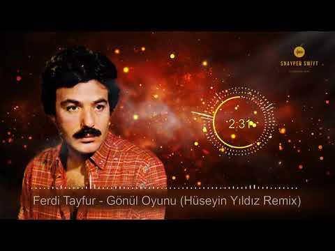 Ferdi Tayfur & 2Pac - Gönül Oyunu  (HÜSEYİN YILDIZ REMİX) 2019