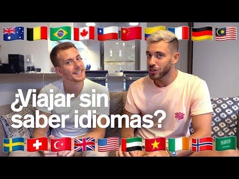 ¿VIAJAR SIN SABER IDIOMAS? | Enriquealex