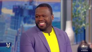 """Curtis """"50 Cent"""" Jackson Discusses New Show """"BMF"""" and Snoop Dogg on Set 