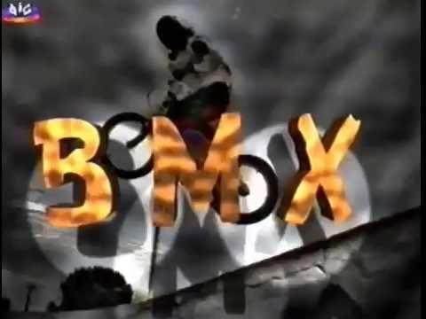 Portugal Radical (SIC) - Reportagem do Campeonato do Mundo BMX Freestyle 1998 em Portimão