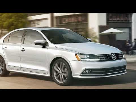 2018 Volkswagen Jetta with 4-corner independent suspension