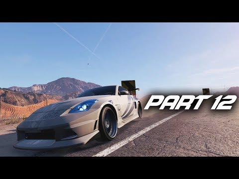 Need for Speed Payback Gameplay Walkthrough Part 12 - DRIFT EVENTS IN A 350z