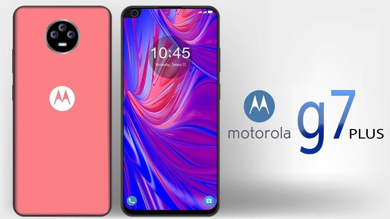 Motorola Moto G7 Plus, Unboxing in English
