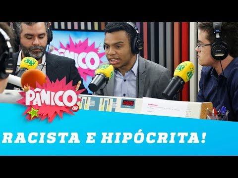 Fernando Holiday chama Ciro de racista e hipócrita!