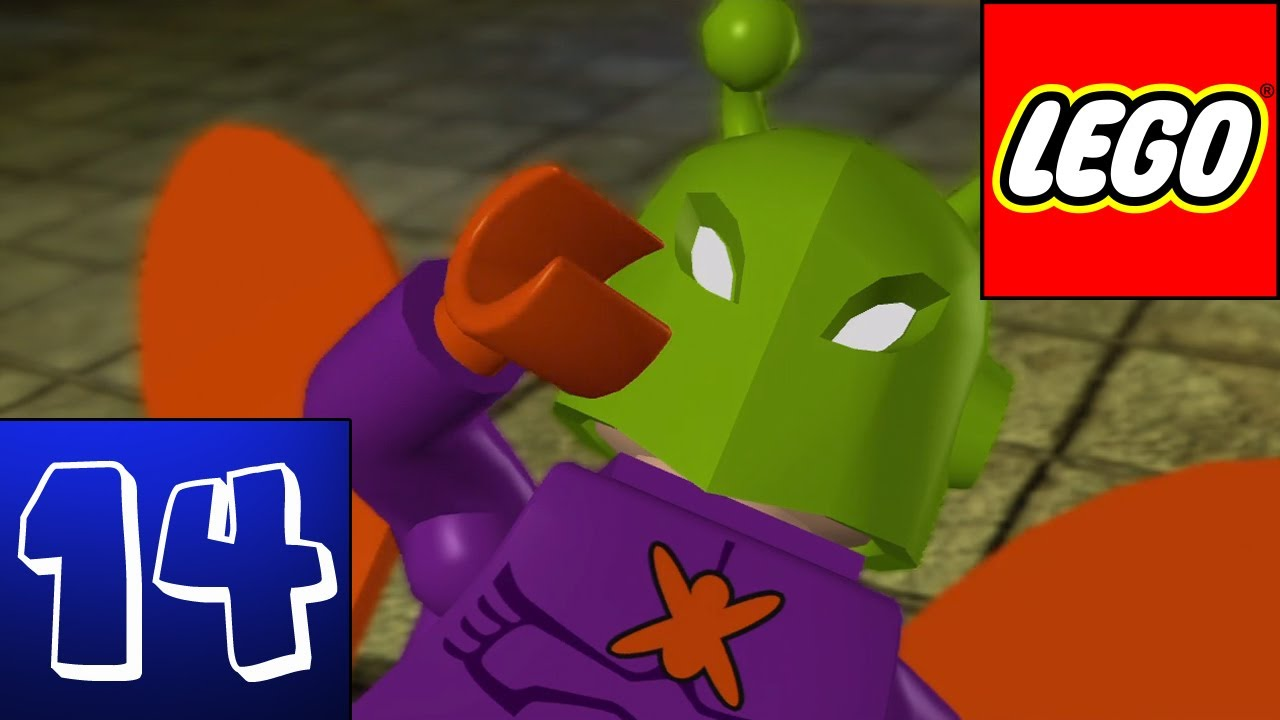 LEGO: Batman The Video Game - Part 14 - Killer Moth - YouTube