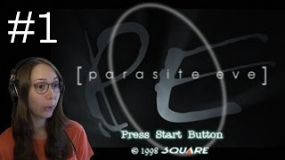 [ Parasite Eve ] 1998 survival horror RPG - Part 1