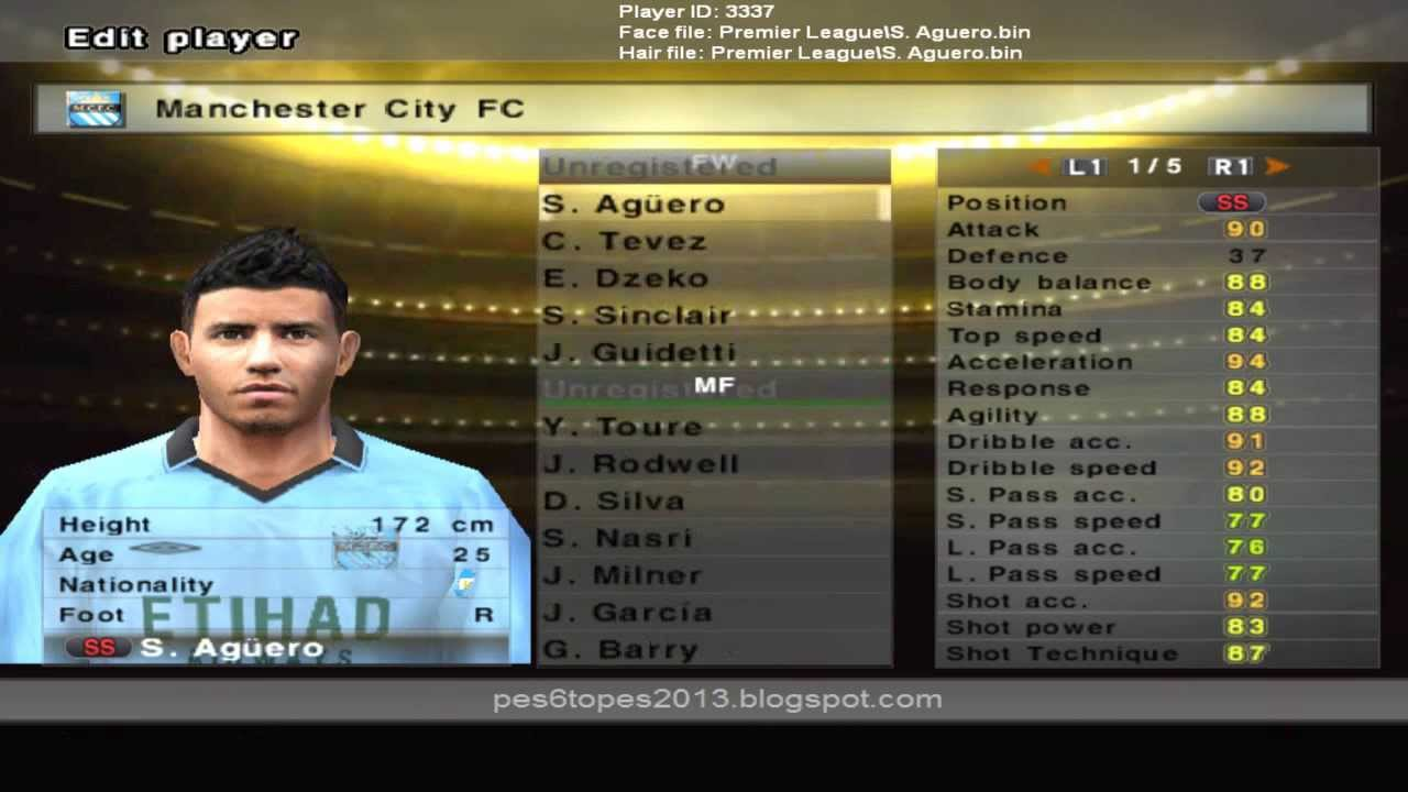 Pes6 option file 2013   2014 - Final by Andalussi ahmed 27c0701bf