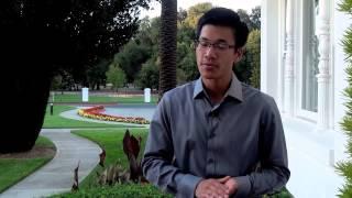Leo D. Wang, MD, PhD, a Damon Runyon Scientist
