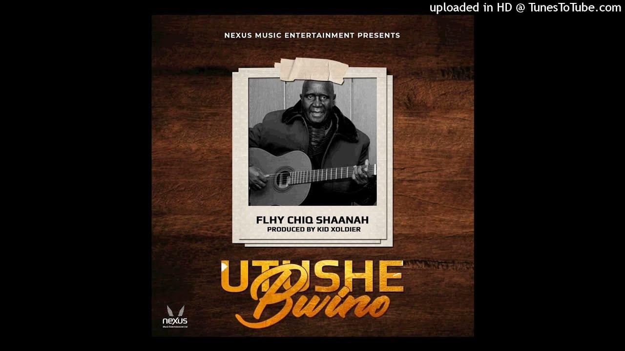 Download Flhy Chiq Shaanah-  Utushe Bwino [KK Tribute Song] 2021
