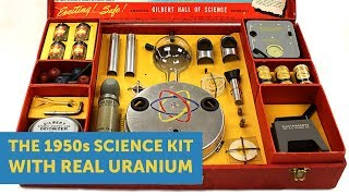 The 1950s Science Kit That Had Real Uranium