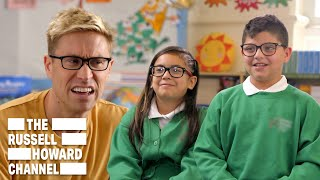 The Kids & Russell Howard Talk Tourism | Playground Politics | The Russell Howard Hour