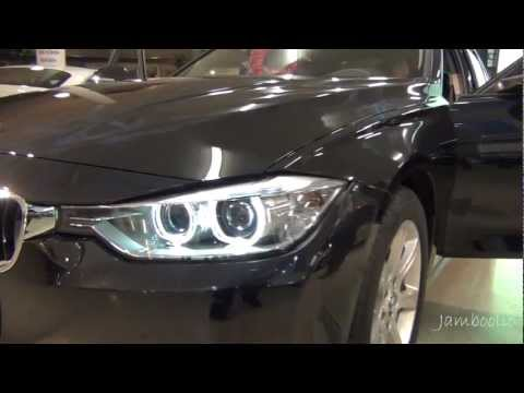 The all new 2012 BMW 3-Series F30 - Exterior / Interior