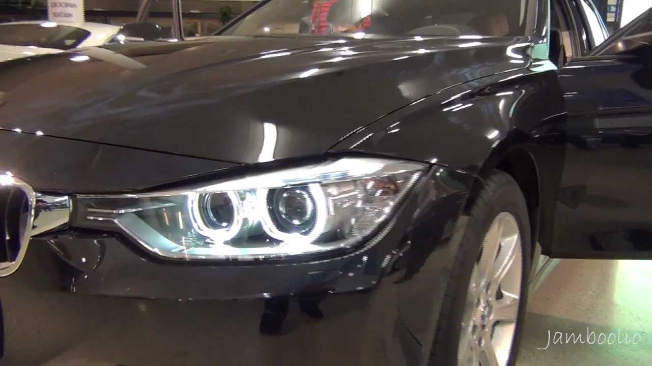 The All New 2012 Bmw 3 Series F30 Exterior Interior Youtube