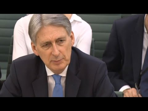 Hammond suggests disabled workers to blame for sluggish economy