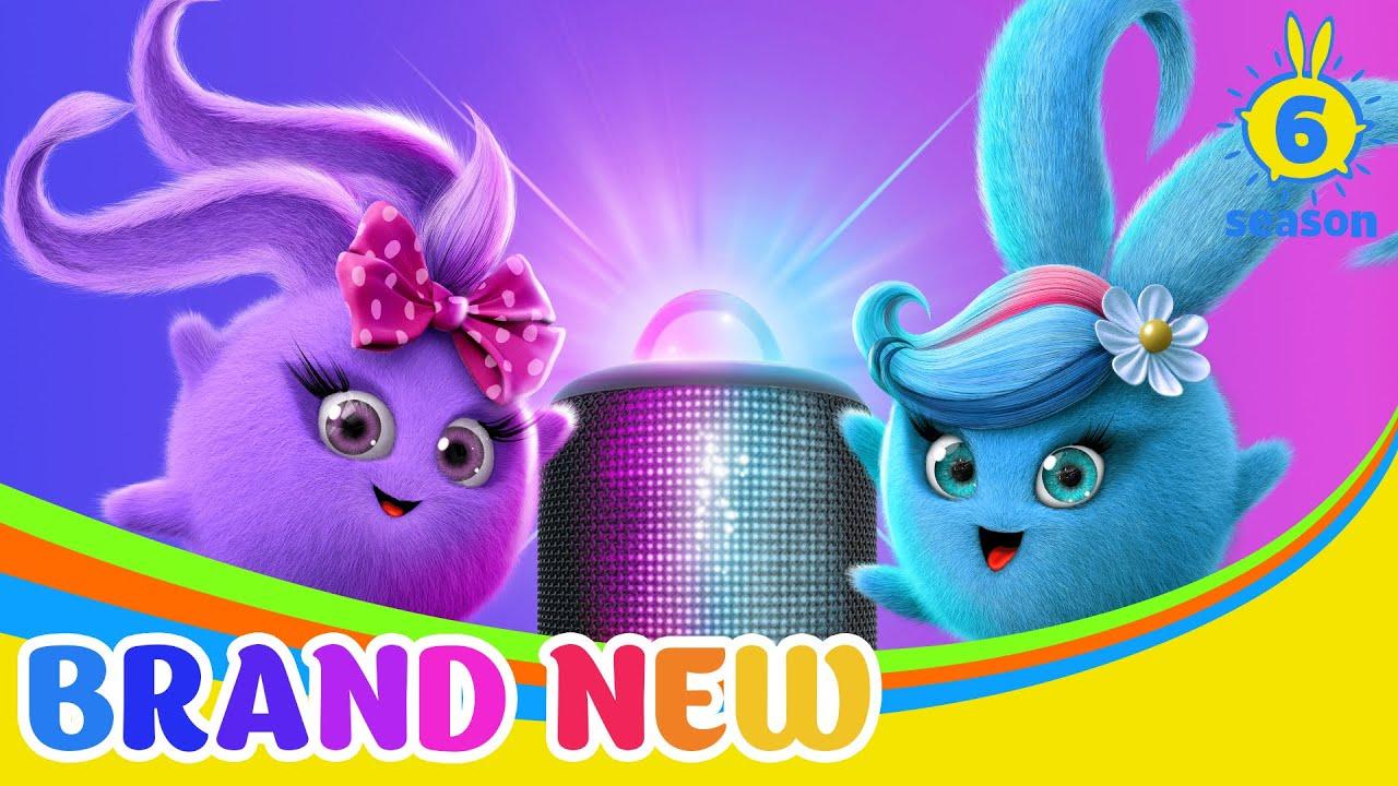 SUNNY BUNNIES - Music for All | BRAND NEW EPISODE | Season 6 | Cartoons for Children