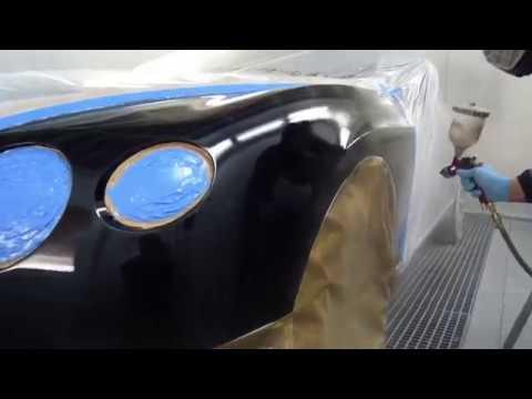 Bentley Paint renewal