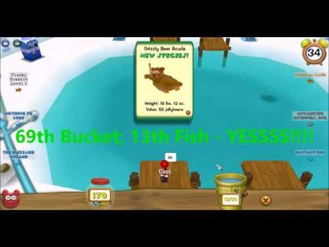 Toontown Rewritten: Little Tom MAXES FISHING!!!