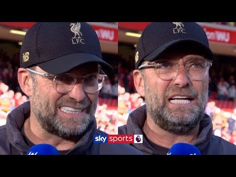 """We'll go again!"" | Jurgen Klopp on Liverpool finishing 2nd in Premier League"