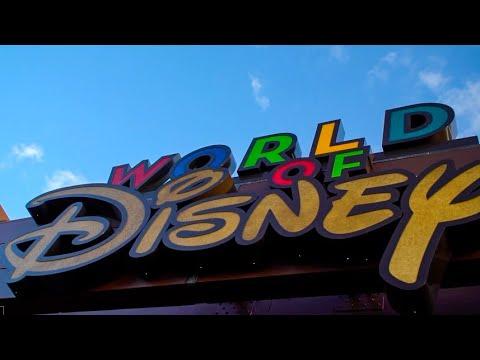 World Of Disney NOW OPEN At Disney Springs!