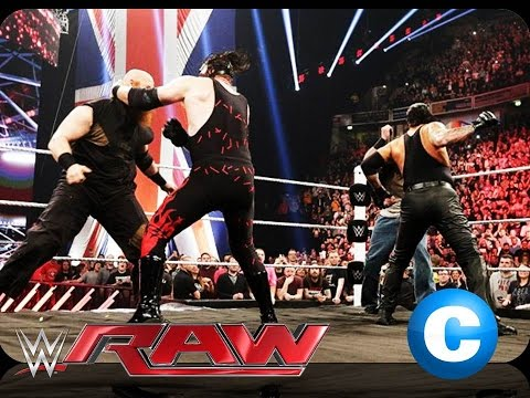 WWE RAW 11/9/15 Full Show Review :: Wyatt Family vs. Brothers of Destruction!