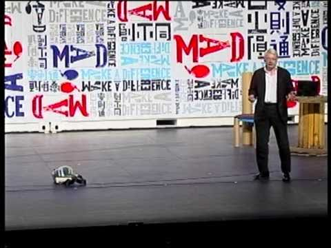 MaD 2011 Talk - Peter HEAD, OBE: Entering Ecological Age - Your Opportunity (Part 1)
