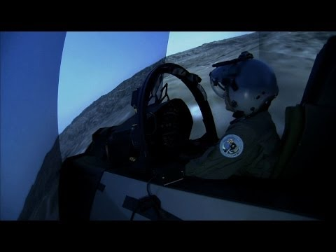 Boeing's CRVS:  Total Immersion Flight Training