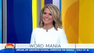 Today Show - Word Mania 2016