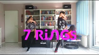 7 Rings - Ariana Grande | Matt Steffanina & Kyle Hanagami dance Choreography Mix By SisBro