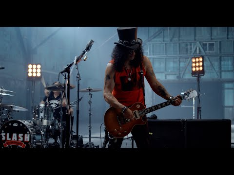 Slash - The River Is Rising - ft. Myles Kennedy and The Conspirators