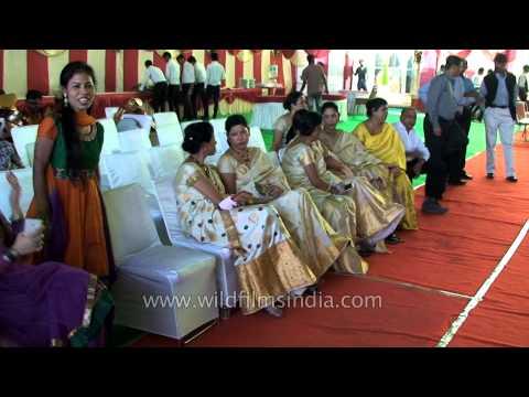 Glory of the Mekhela: Assam Silk at the Assamese wedding